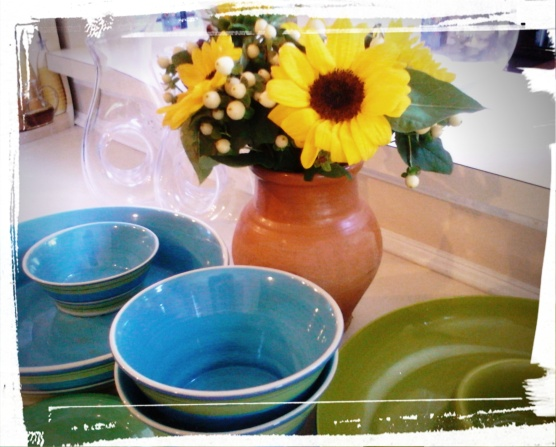 Sunny flowers for your summer shindig