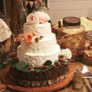 cake and cookie bar