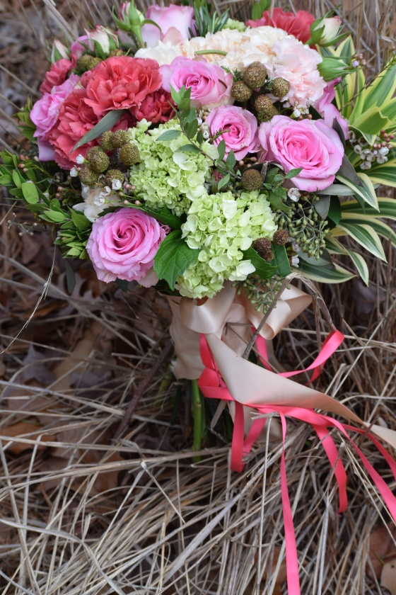 wedding bouquet 012
