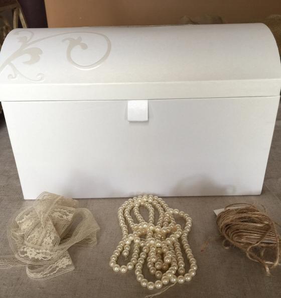 Bare Wedding Box